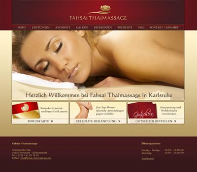 Fahsai Thaimassage